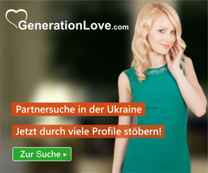 Partnersuche in der Ukraine